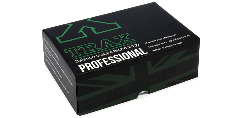 Trax professional box
