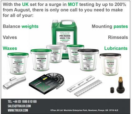 Trax MOT products