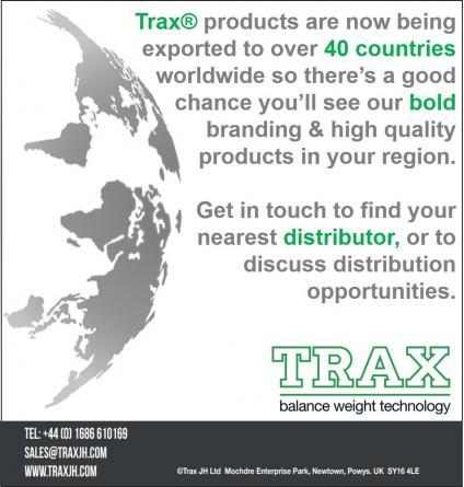 New Trax exports