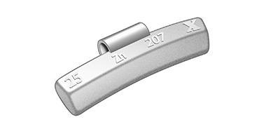 207C für Renault Stahlfelgen - kunststoff-beschichtet