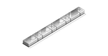Zinc Electroplated