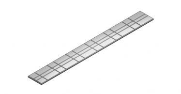 790X-045  Slimline Renngewicht (Felgeninnenseite F1), Blei